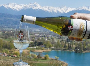 Wine Tasting tour France Mont Blanc